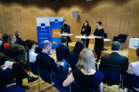 Visit by Cecilia Malmström, Member of the EC, to Finland