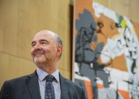 Participation of Pierre Moscovici, Member of the EC, at the ceremony 'Glasses without Borders'