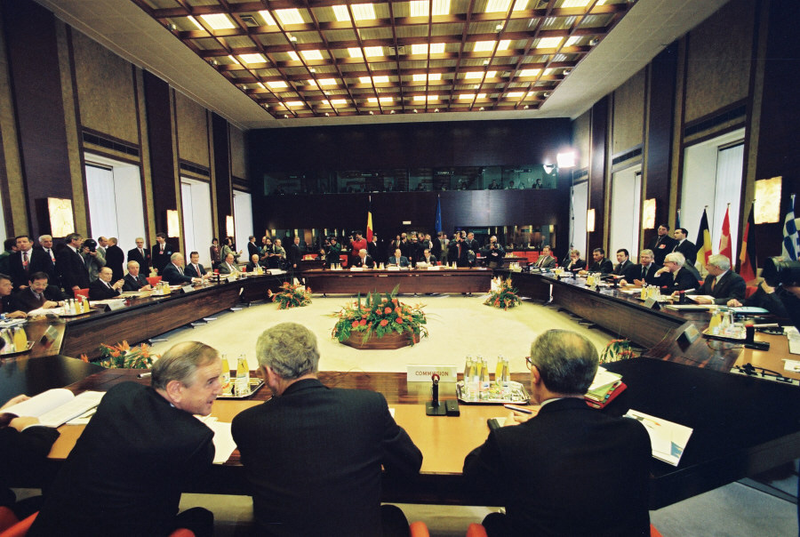 Brussels European Council, 10-11/12/1993