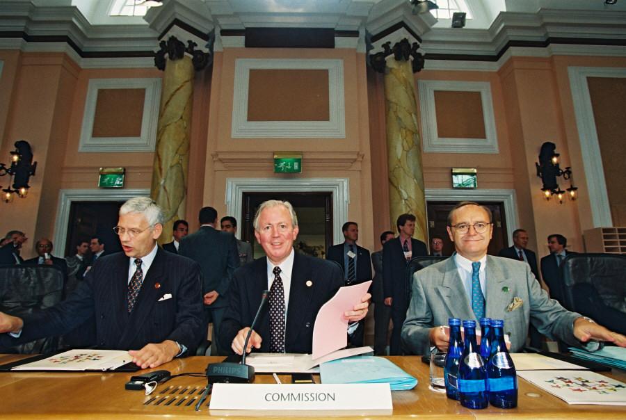 Conseil européen de Cardiff, 15-16/06/1998