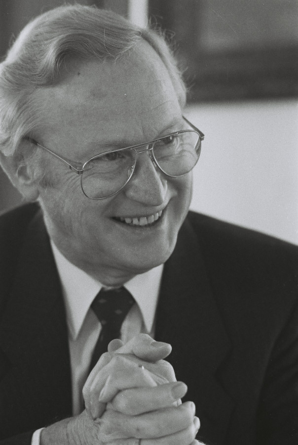 Frans Andriessen, Vice-President of the CEC
