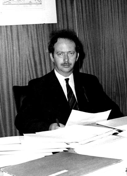 Ralf Dahrendorf, membre de la CCE