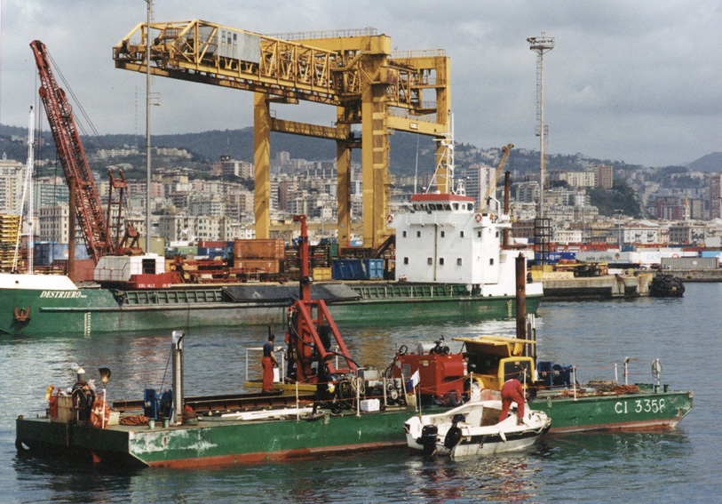 Conference on the intermodality of transport and the liberalisation of harbour services