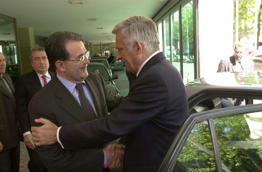 Visit of Jerzy Buzek, Polish Prime Minister, to the EC