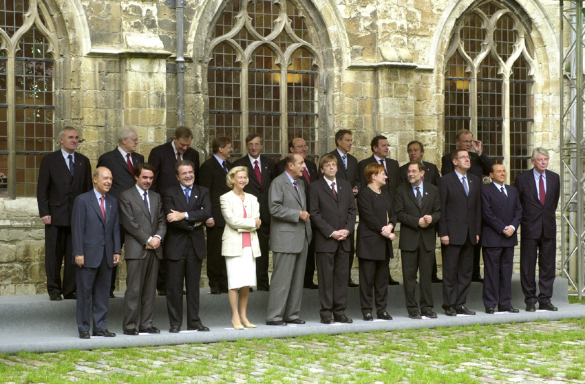 Ghent Informal European Council, 19/10/2001