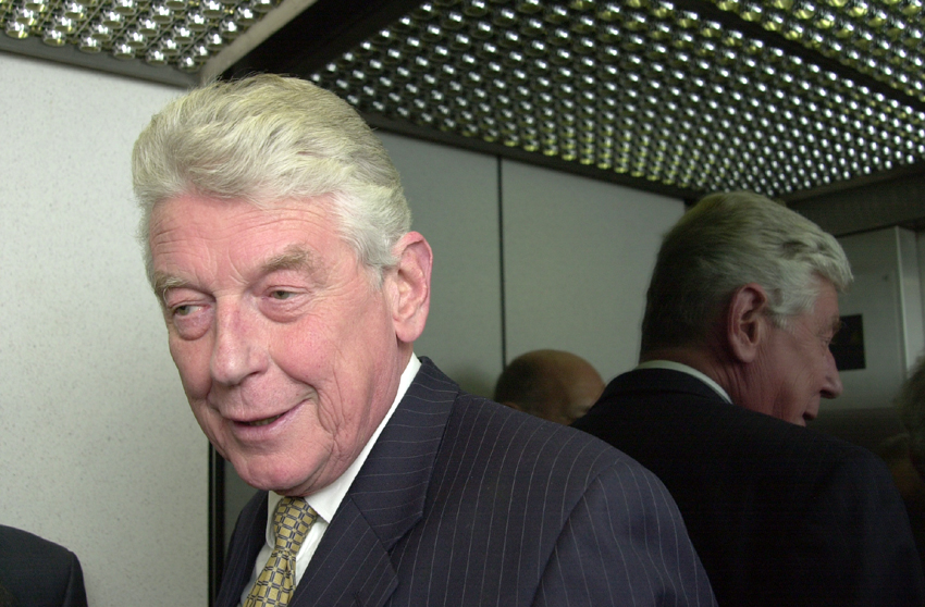 Wim Kok at the EC