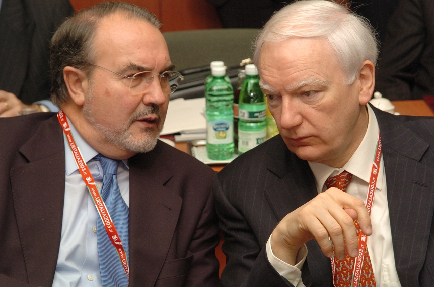 Brussels European Council and Intergovernmental Conference, 12-13/12/2003