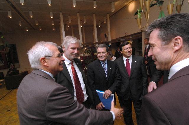 Brussels European Council, 04-05/11/2004