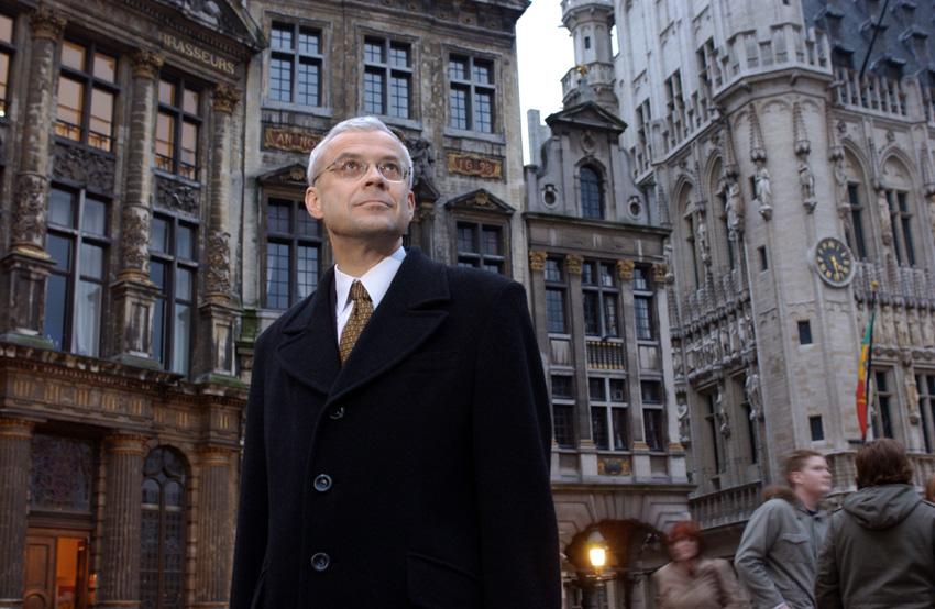 Vladimir Špidla, Member of the EC
