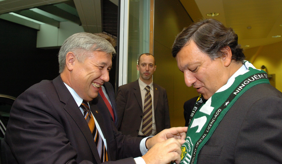 Visit of Yuriy Yekhanurov, Ukrainian Prime Minister, to the EC