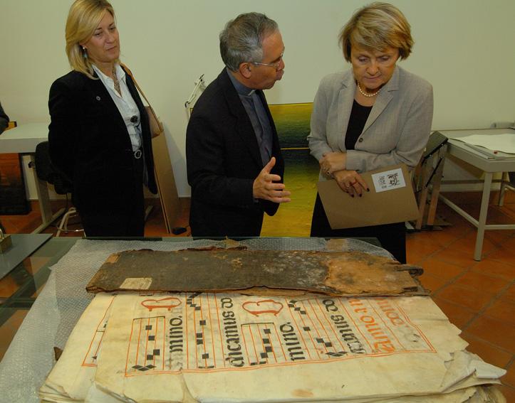 Visit of Danuta Hübner, Member of the EC, to Spain