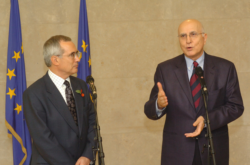 Visit by Nicholas Stern, Head of the British Government Economics Service and Adviser to the Government on the economics of climate change and development, to the EC