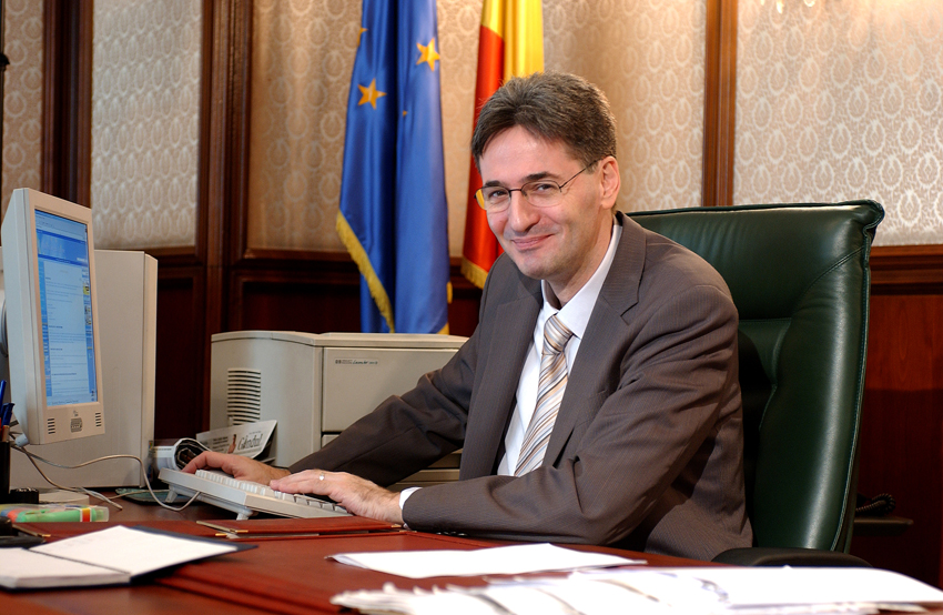 Leonard Orban, Member of the EC