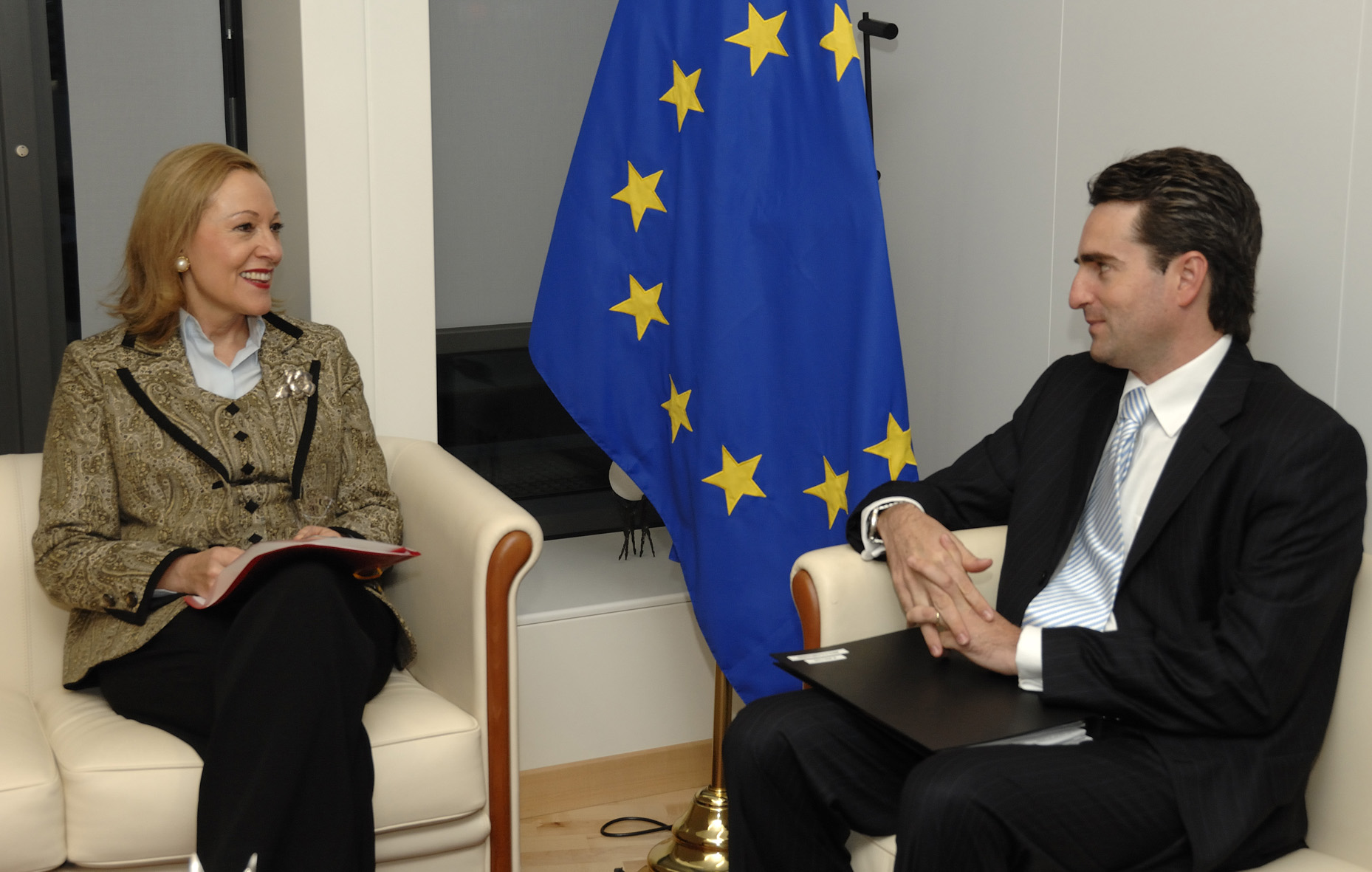 Visit by Bruno Stagno Ugarte, Costa Rican Minister for External Relations and Worship, to the EC