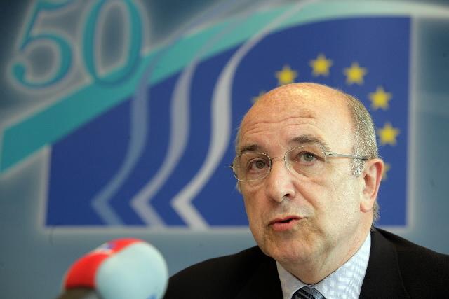 Participation of Joaquín Almunia in the