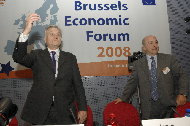 Participation of Joaquín Almunia, Member of the EC, in the Brussels Economic Forum
