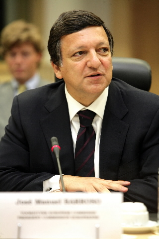 Speech of José Manuel Barroso, President of the EC, facing the Belgian Diplomatic Corps.