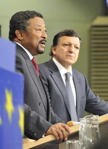 4th meeting between the African Union and the EC