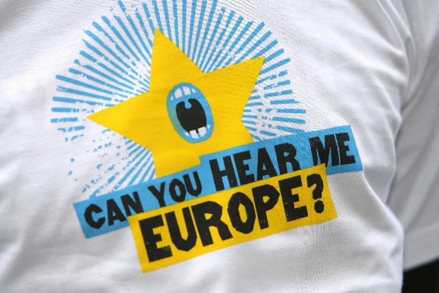 Europe can you hear me?