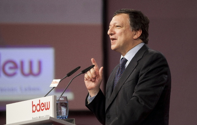 Participation of José Manuel Barroso, President of the EC, at the BDEW conference