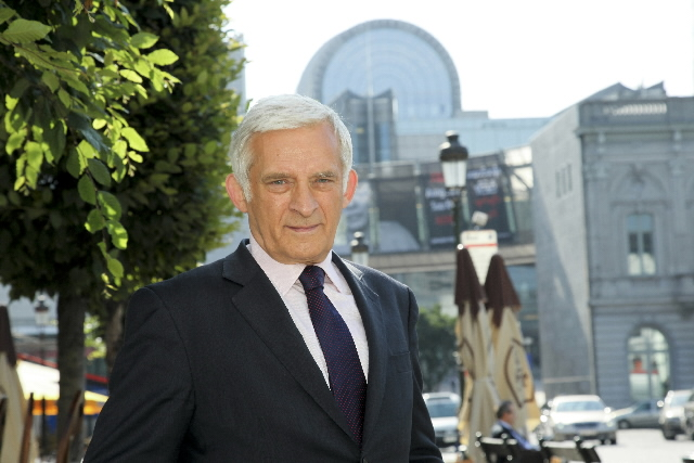 Jerzy Buzek, President of the EP
