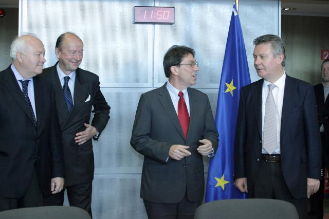 Ministerial Meeting EU/Cuba, 28/11/2009