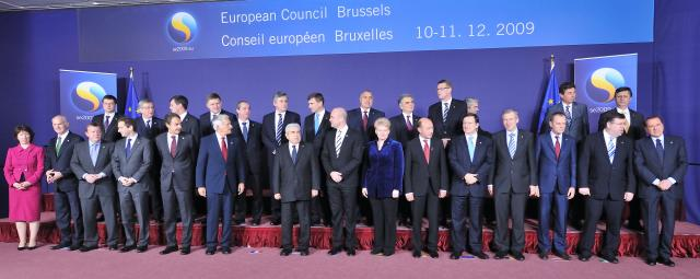 Brussels European Council, 10-11/12/2009
