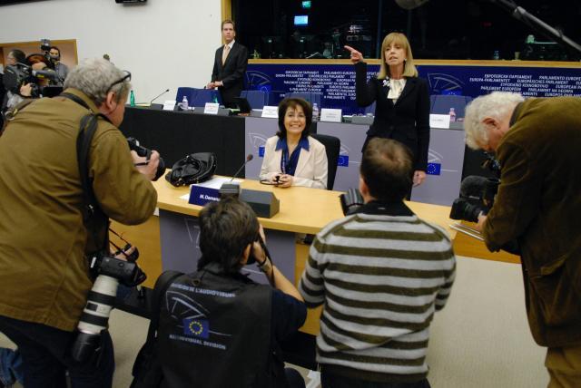 Hearing of Maria Damanaki, Member designate of the EC, at the EP