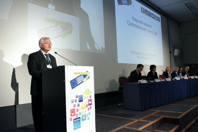 European Consumer Summit 2010