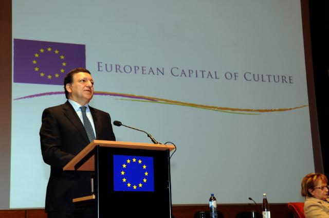 25th anniversary of the European Capitals of Culture