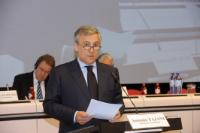 Participation of Joaquín Almunia and Antonio Tajani, Vice-Presidents of the EC at the 2nd High level conference on Industrial Competitiveness
