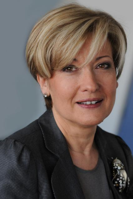 Irene Souka, Director-General at the EC