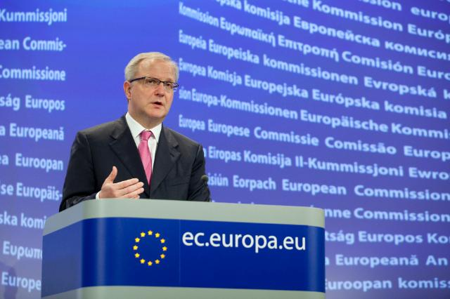 Press Conference by Olli Rehn, Member of the EC, on EU economic governance