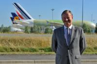 Visit by Siim Kallas, Vice-President of the EC, of Thales and Airbus, in Toulouse