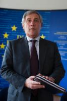 Joint press conference by Antonio Tajani, Vice-President of the EC, and Rainer Brüderle, German Federal Minister for Economics and Technology, on the European industrial competitiveness