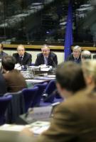 Participation de Siim Kallas, vice-président de la CE, à la réunion extraordinaire du Comité de réglementation pour la sécurité de l'aviation civile