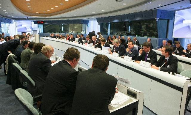 Re-launch of the CARS 21 High Level Group for a competitive and sustainable EU automotive industry, with the participation of Antonio Tajani, Vice-President of the EC