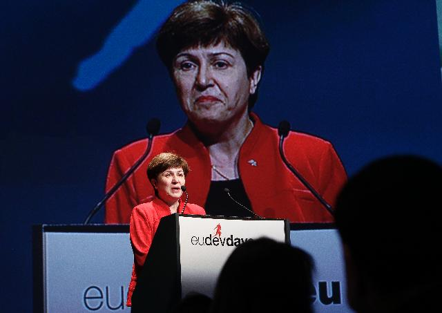 Opening speech by Salam Fayyad, Prime Minister and Minister for Finance of the Palestinian Authority, and Kristalina Georgieva, Member of the EC, on the occasion of the European Development Days