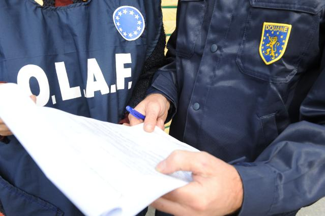 Coordination of a joint customs operation©EU