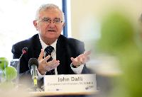 John Dalli, Member of the EC in charge of Health and Consumer Policy -  Malta 09/02/2010-16/10/2012 (resignation)