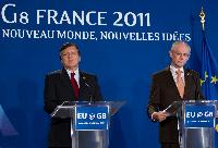 G8 Summit in Deauville