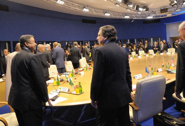 G8 Summit in Deauville