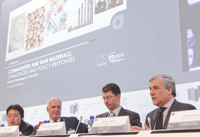 Commodities and Raw Materials: challenges and policy responses conference