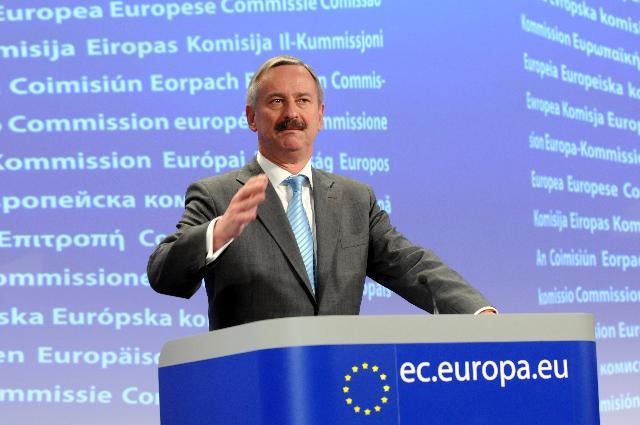 Conférence de presse conjointe de Siim Kallas, vice-président de la CE, et Štefan Füle, membre de la CE,  sur le plan d'action pour les transports dans le cadre de la politique européenne de voisinage