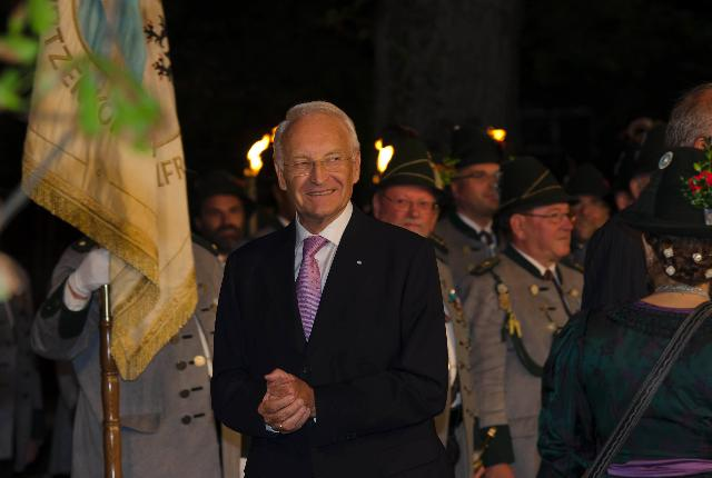 Participation of José Manuel Barroso, President of the EC, in the celebration of the 70th anniversary of Edmund Stoiber