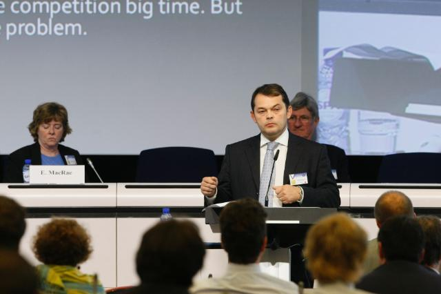 Participation of Algirdas Šemeta, Member of the EC, at the 2011 annual conference of the IAS of the EC