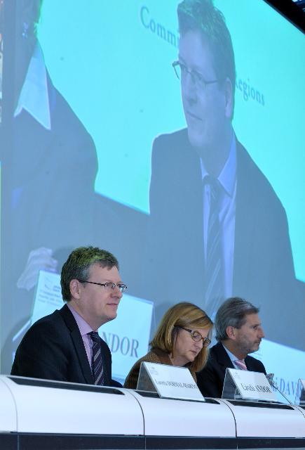 Delivering Europe 2020: Plenary session of Open Days 2011