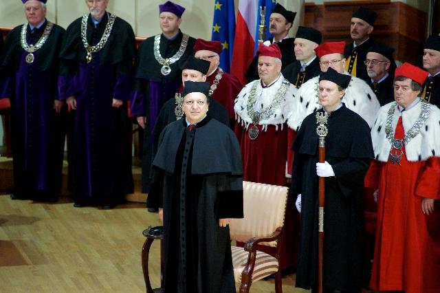Visit of José Manuel Barroso, President of the EC, to Poland