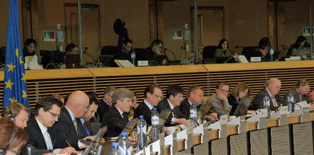 Participation of Algirdas Šemeta, Member of the EC, at the 5th meeting of the Tax Policy Group