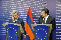 Visit of Serzh Sargsyan, President of Armenia, to the EC